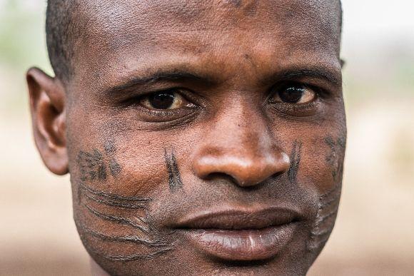 Mbororo Man