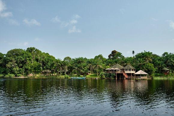 Gabon Loango Lodge