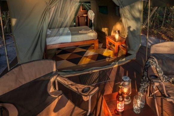 Gabon Camp