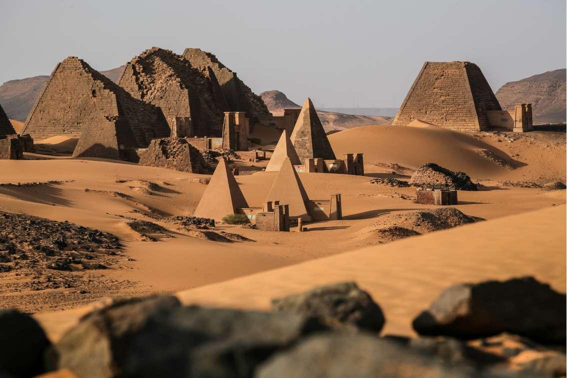 Sudan: Desert Trekking Journey