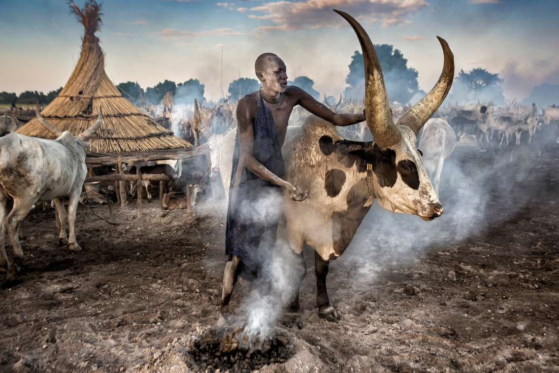 South Sudan: Tribes and Highlands