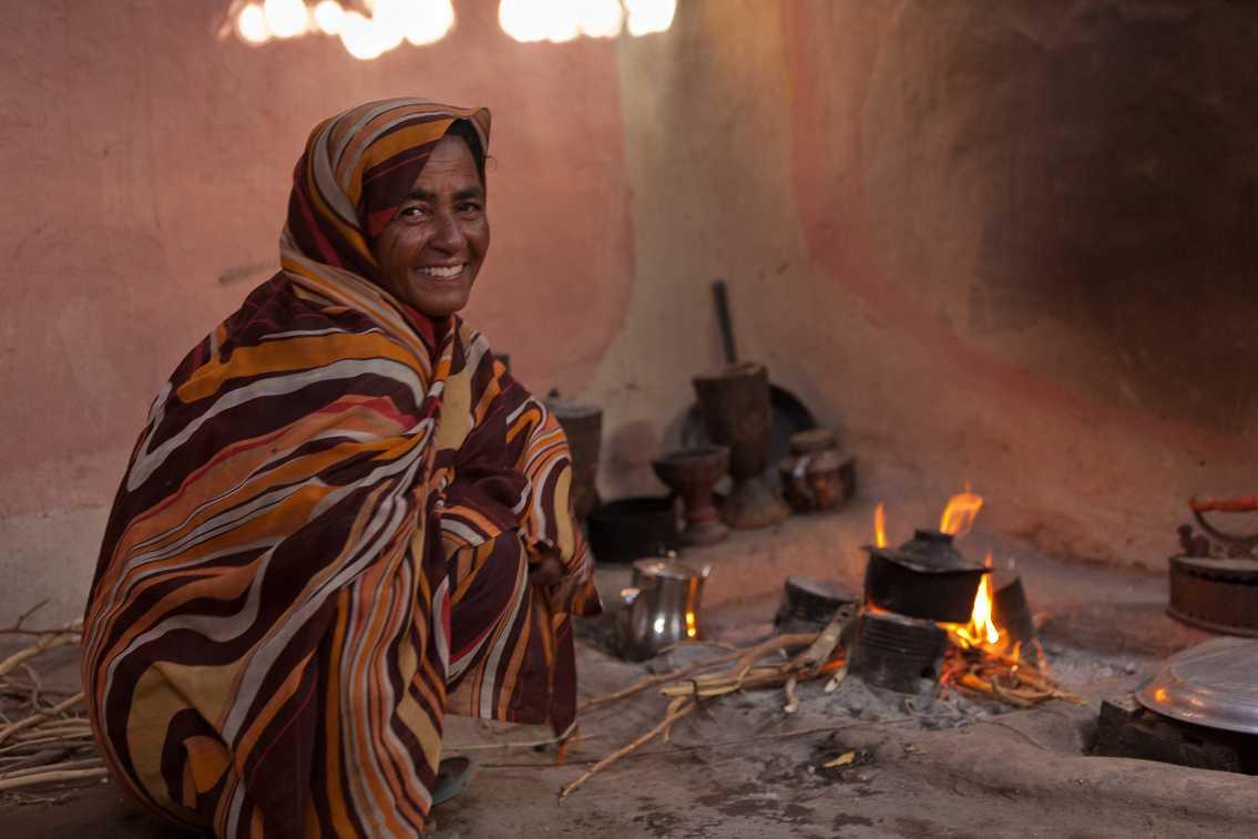 Sudan Coffee Seller