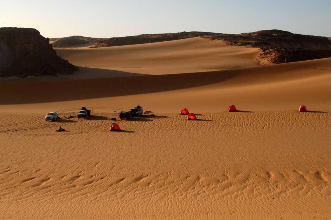 Sudan Wild Camp