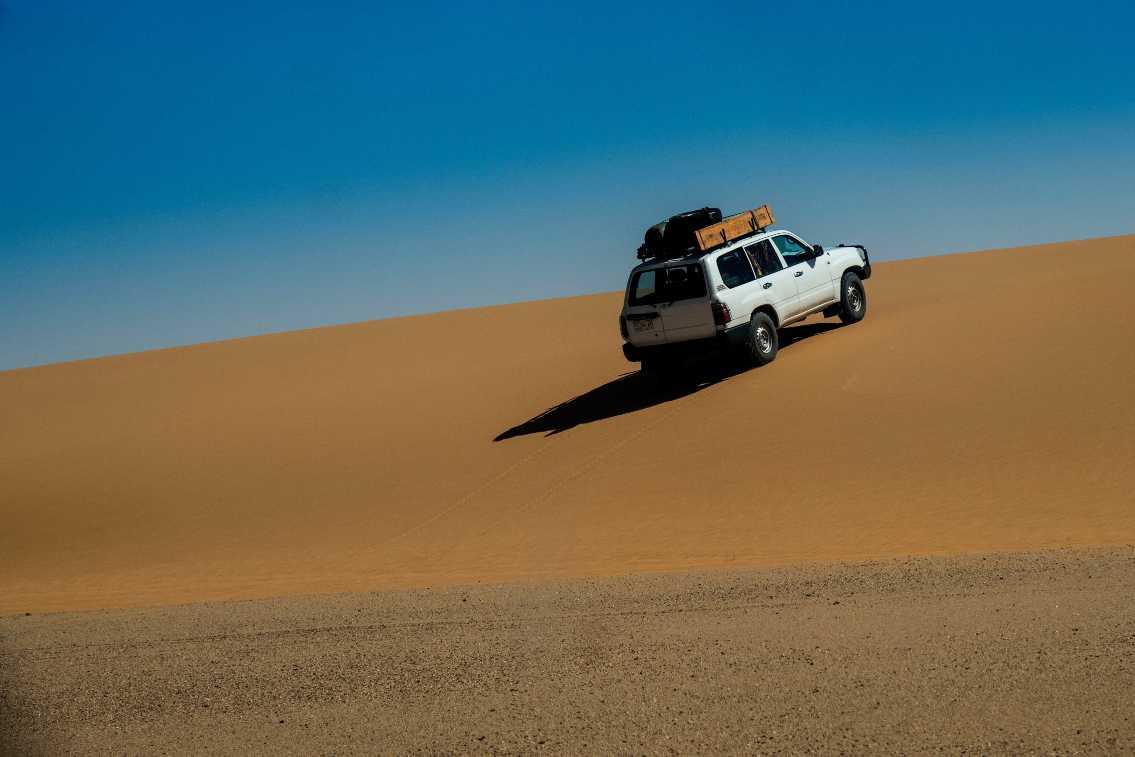 Sudan Vehicle