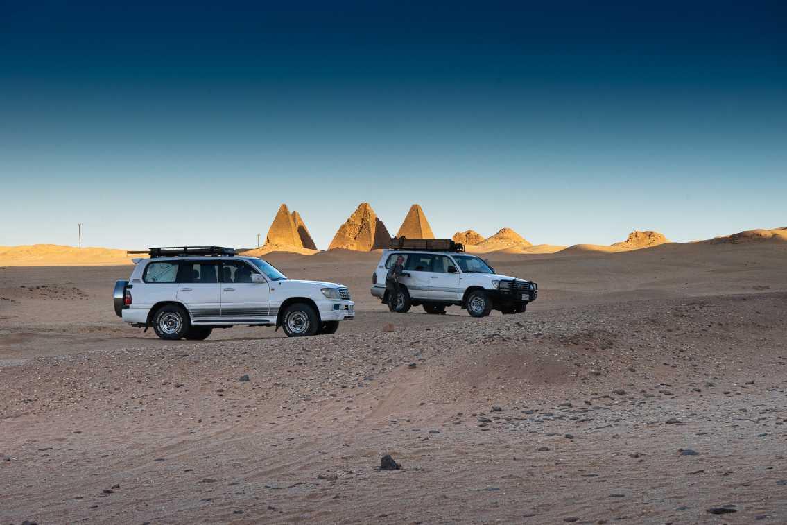 Sudan Vehicles Napata