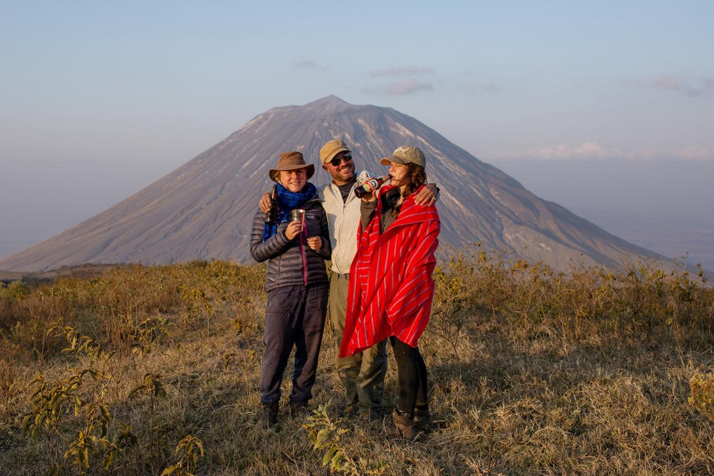 Tanzania: Hiking and Wildlife of The Great Rift